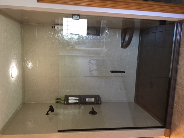 Bathroom Remodel | Accessible Shower