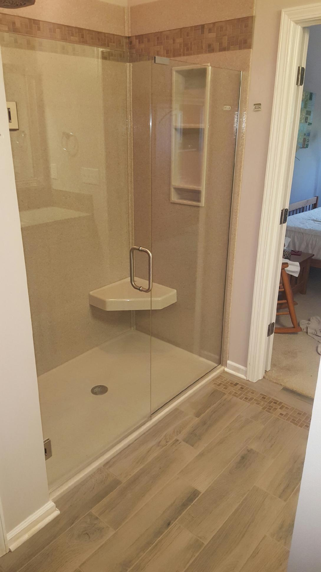 Bathroom Remodel | Shower