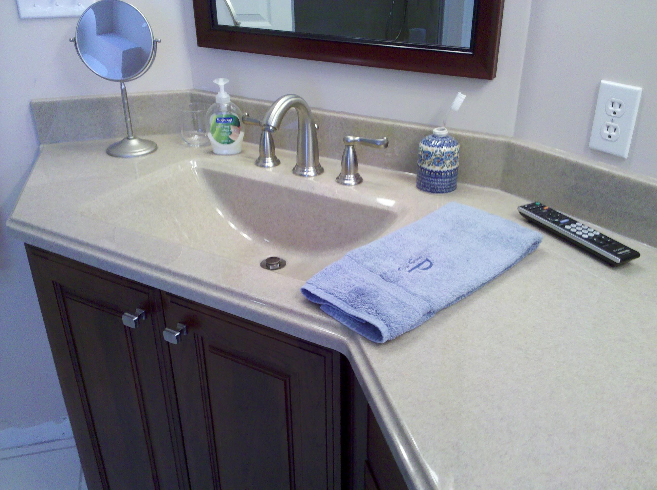 Chapman Custom Bath Vanity &Lavatory