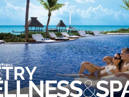 Visit the Luxury of Zoetry Wellness & Spa