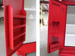 High-capacity Doors