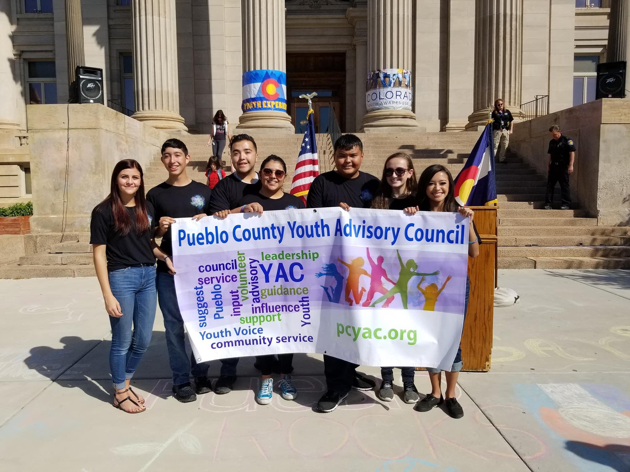Youth Awareness Week '18