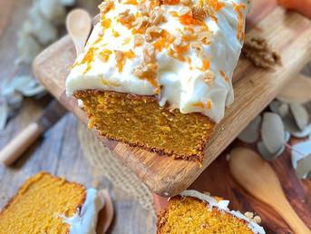 Carrot Cake super esponjoso