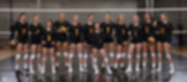 Dinos 18U Volleyball
