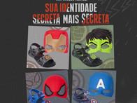 Grendene Kids - Marvel Glasses - Post 2