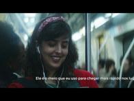 Entrelinhas MetrôSP - Lívia