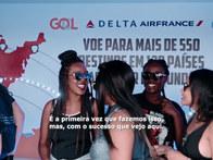 Delta / GOL / KLM - Case - Rock in Rio 2018