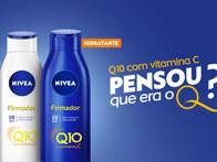 NIVEA Q10 - VITAMINA C - PILHA DE LARANJAS