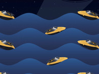 Grendene Kids - Batboat - Stories 1
