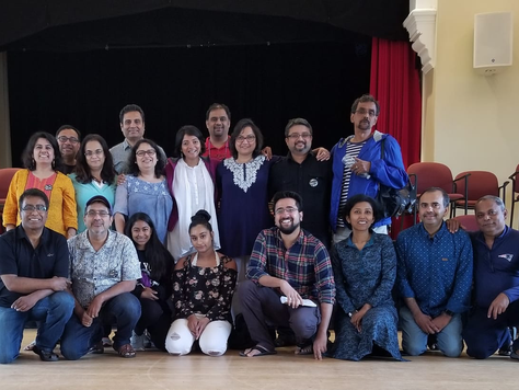 Workshop'18: Introduction to the Eric Morris System of Acting