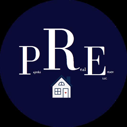 Pajeski Real Estate LLC. logo circle cro