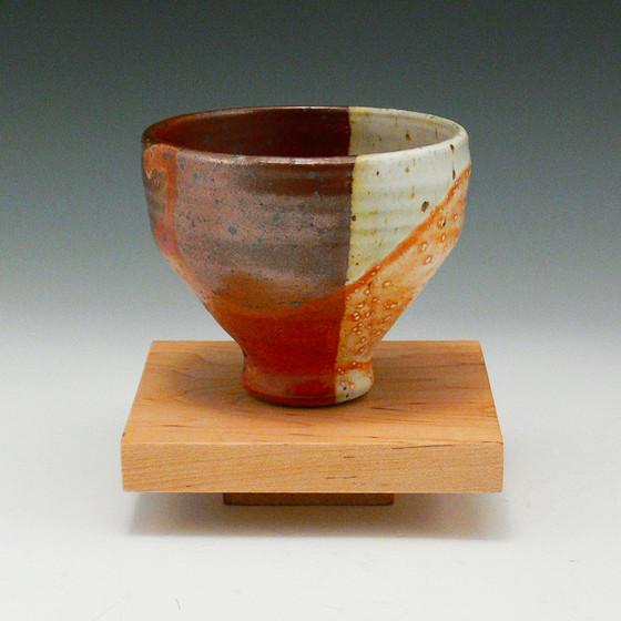 Iron Shino Cup