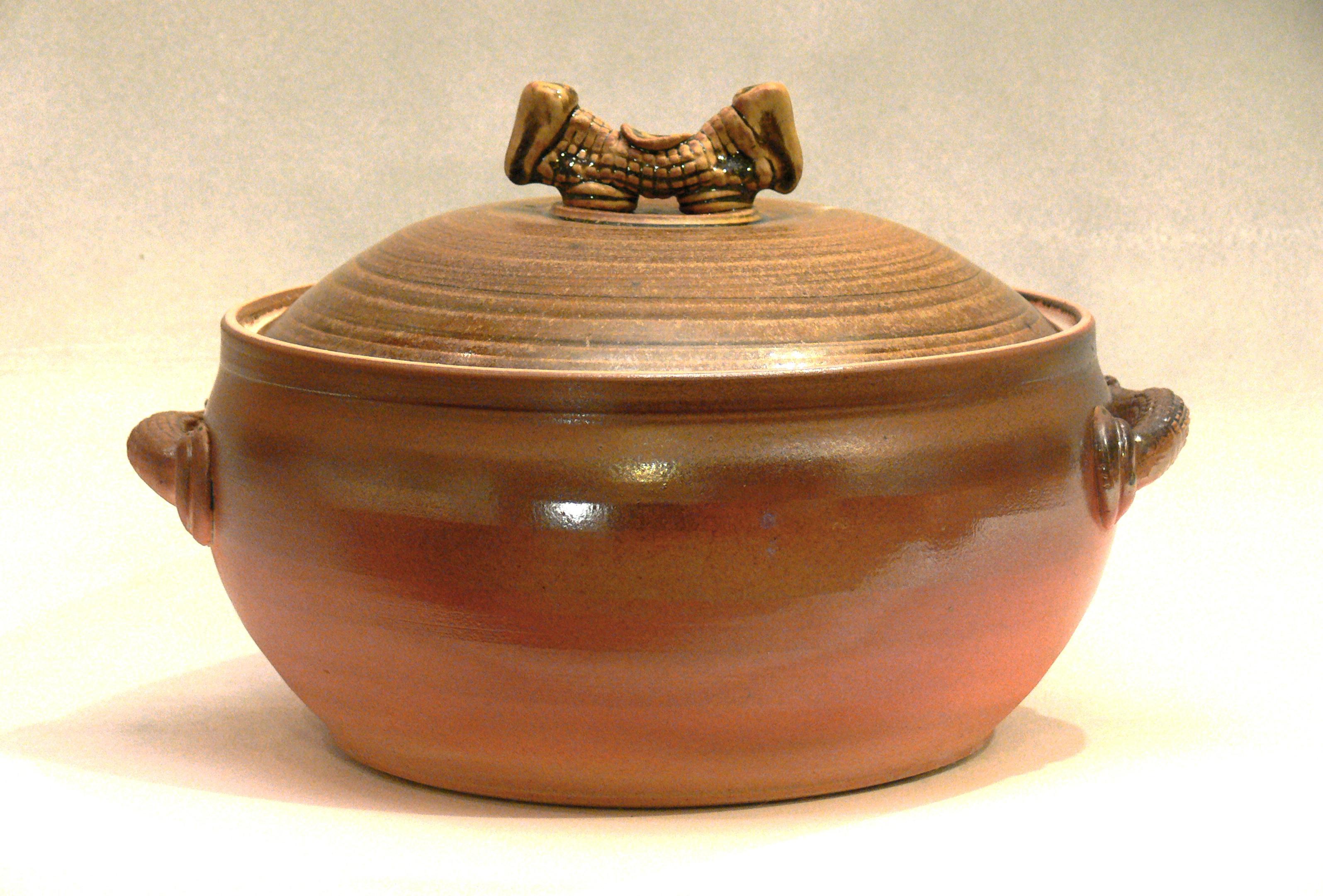 Shino Casserole Dish