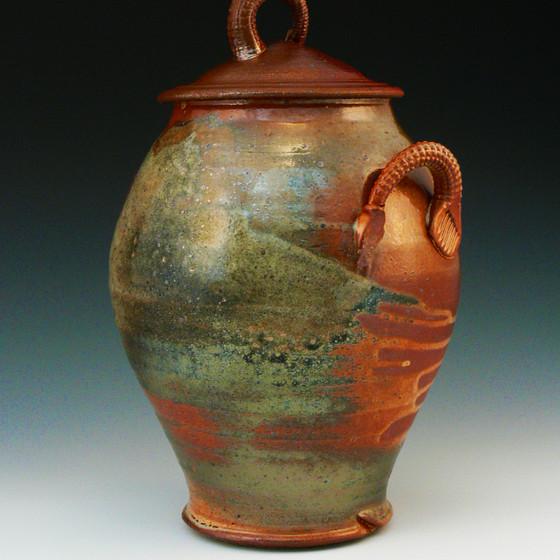 Shino Jar