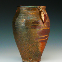 Shino Vase