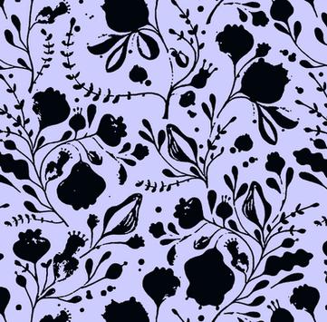Fleurs Opium - lila