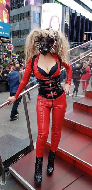 Time Square 2018