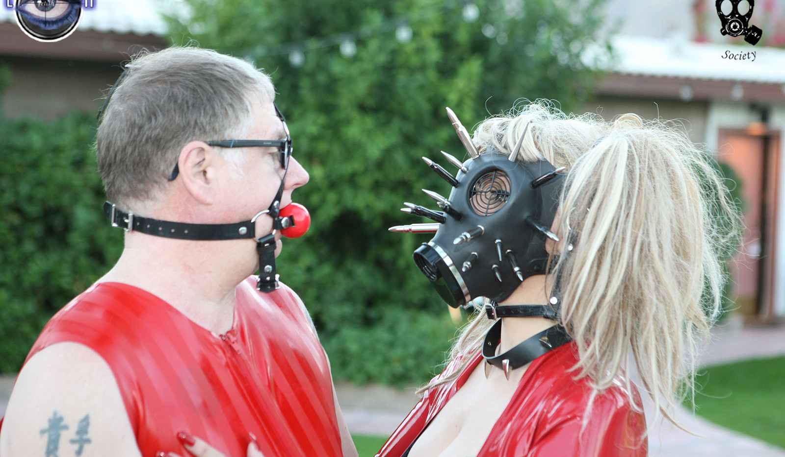 Extreme Rubber Society / Mr RubberTime & Marquise BDSM