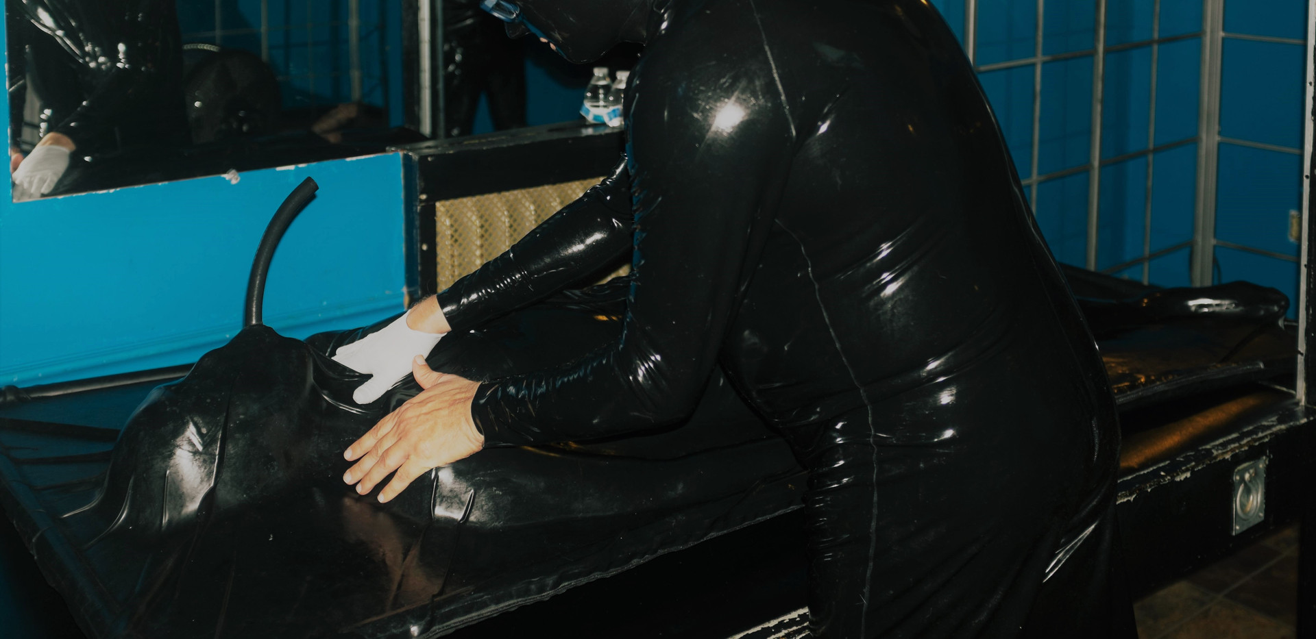 """Fetish Fantastic NYC EVENT """"Rubber & Latex"""""""