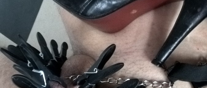 Pegs and Trampling