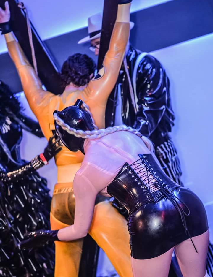 NYC Fetish Party