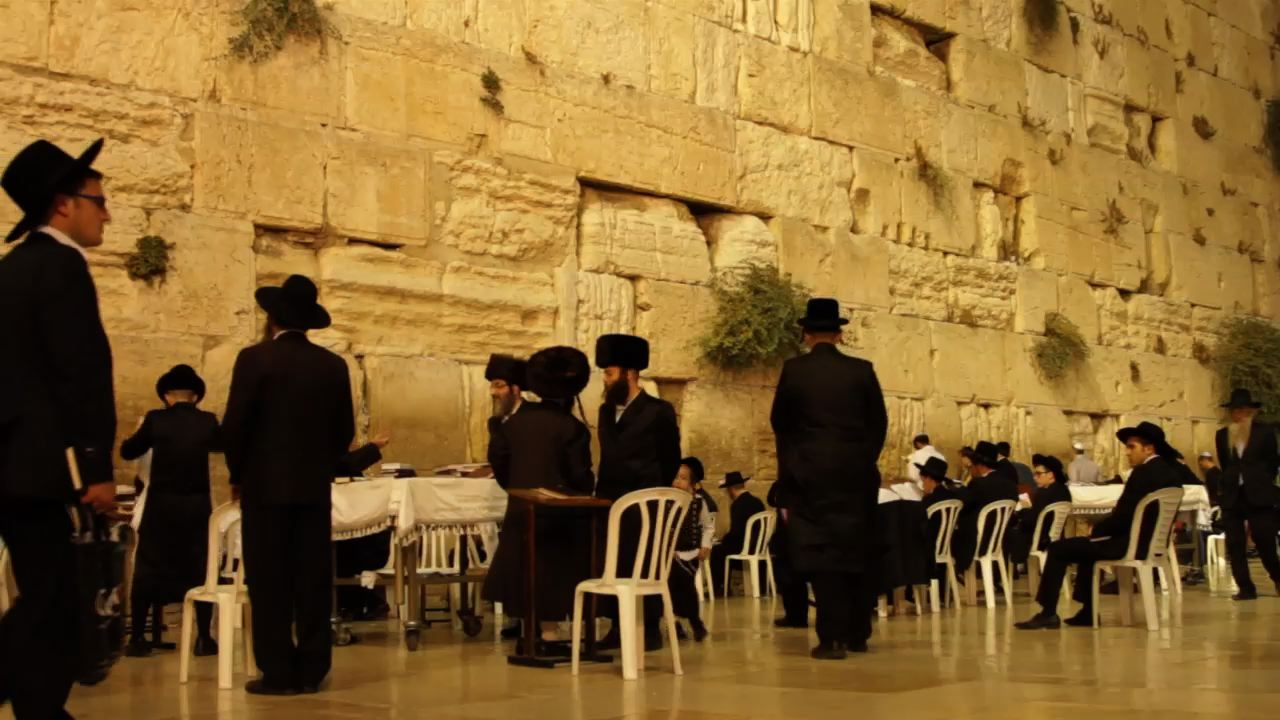 Tre volte Gerusalemme
