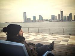Simone Aleandri a New York