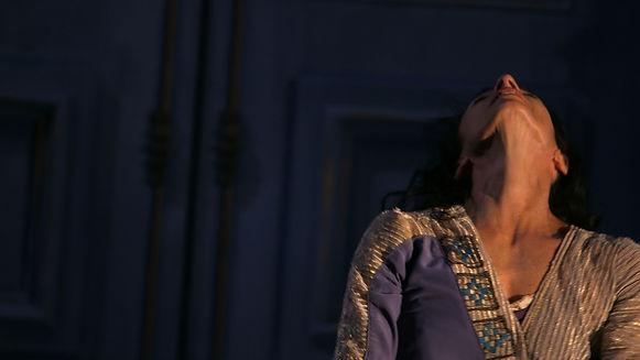 Alessandra Ferri in una scena di grand'Italia, film documentario per la regia di Simone Aleandri