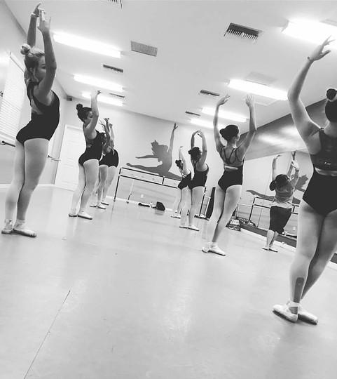 Senior Ballet