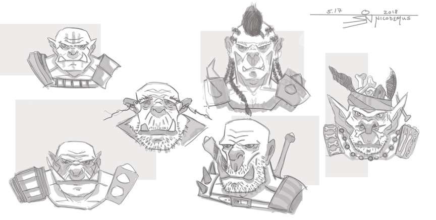 Orc Cleanup