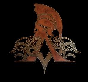 Themyscira Logo Turntable of all logos