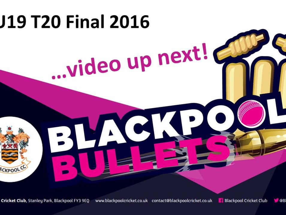 BCC U19 T20 Video