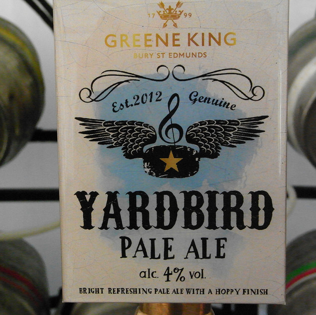 Yardbird Pale