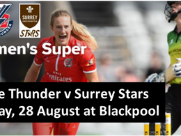 Lancashire Thunder v Surrey Stars