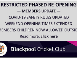 Members Update - weekend hours and changes to rules
