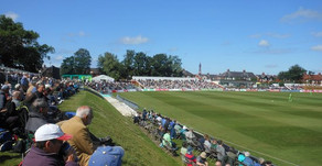 Lancashire v Worcestershire at  Blackpool Cricket Club - 29th July 2020