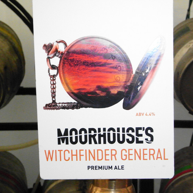 Moorhouses Witchfinder General