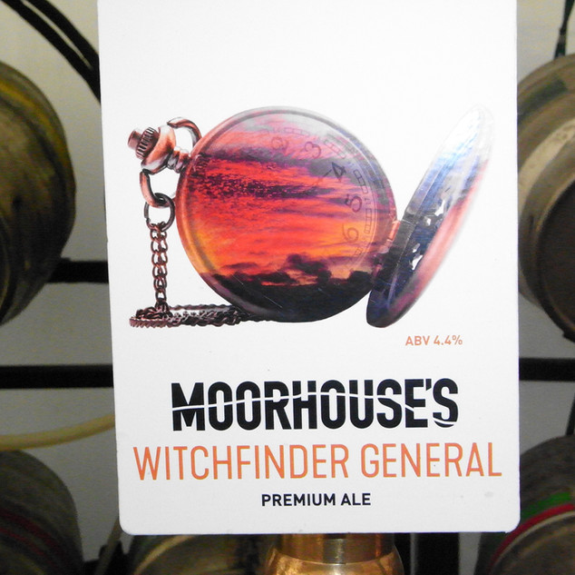 Moorhouses Witchfinder General