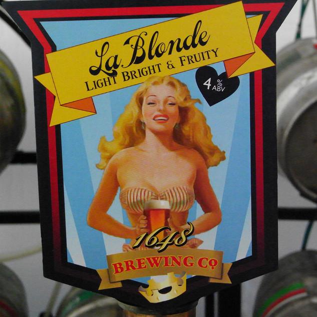 La Blonde Real Ale