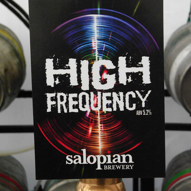 High Frequency Real Ale