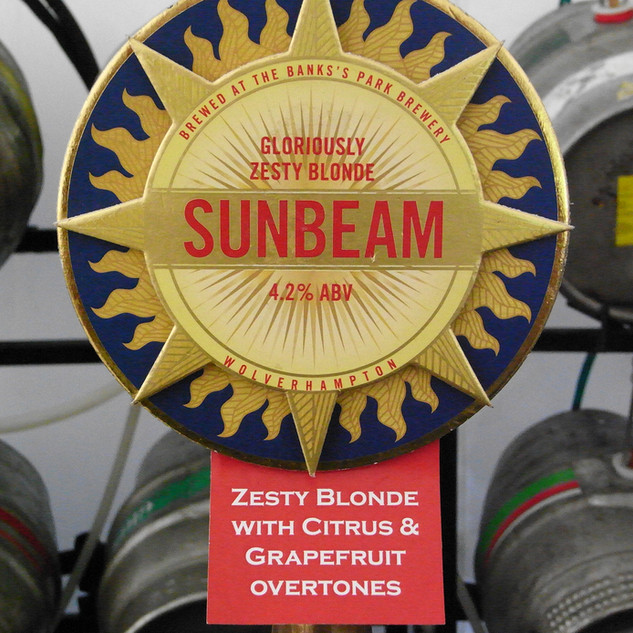 Sunbeam Real Ale
