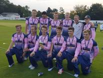 BCC U19's 2016