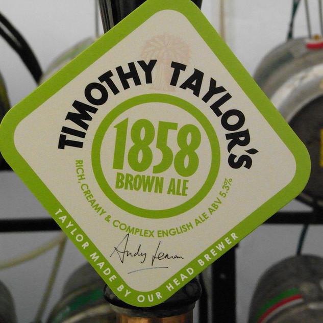 Timothy Taylors 1858