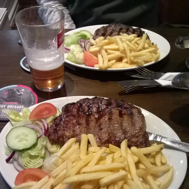 The Best Steak in Town