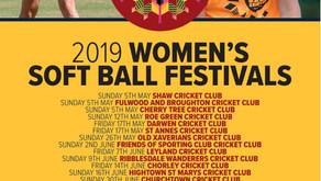 Womens Softball Cricket Festival