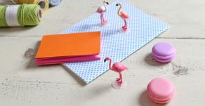 Inspiración en diseño de papelería