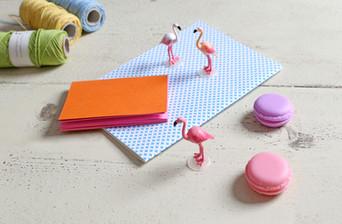 Pink Flamingos love Tinker's