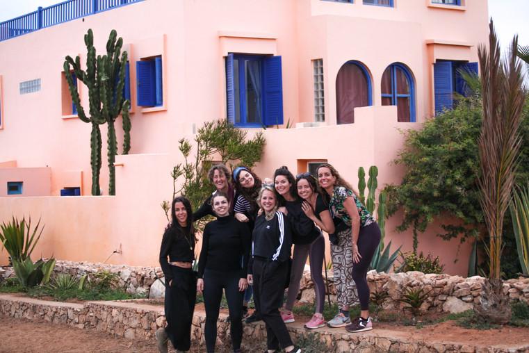 groep reis marokko