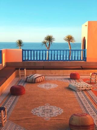 meditatie reis marokko