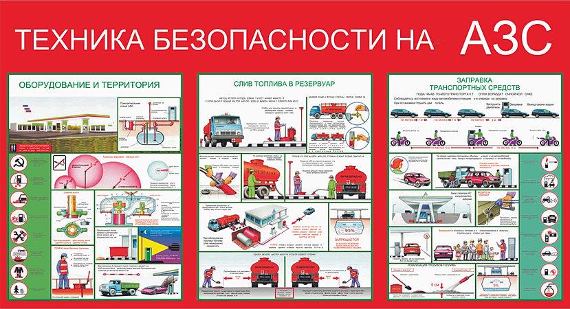 оператора пожарной безопасности инструкция азс по